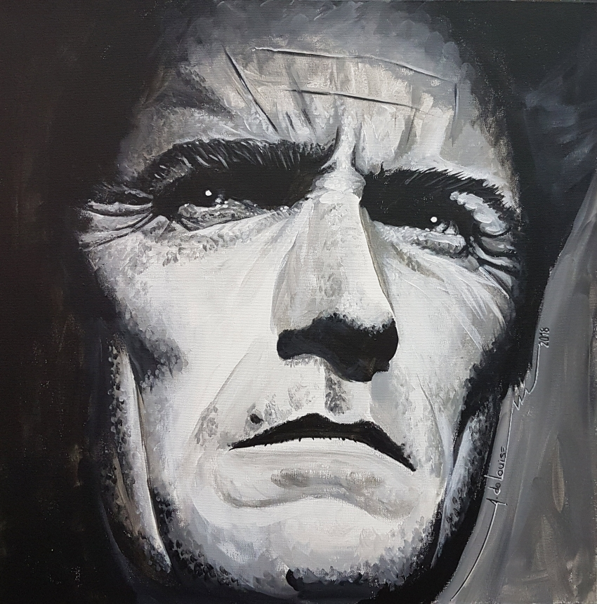 Clint Eastwood by alainmetisse